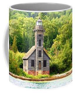 The Old Light Coffee Mug