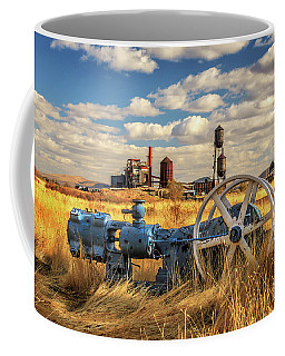 The Old Lumber Mill Coffee Mug