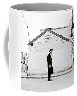 The Old Man Of Mea Shearim Coffee Mug by Shaun Higson