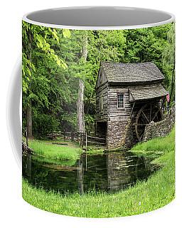 The Old Mill Coffee Mug by Nicki McManus