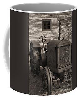 The Old Mule  Coffee Mug