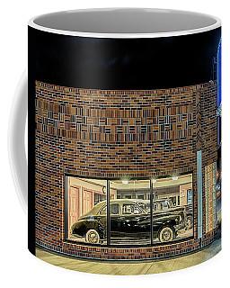 The Old Packard Dealership Coffee Mug