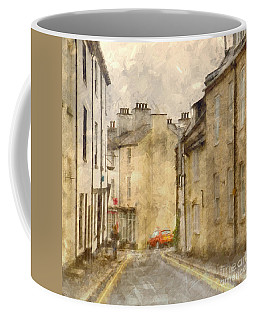 The Old Part Of Town Coffee Mug