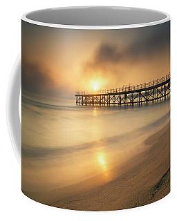 The Old Pier Coffee Mug