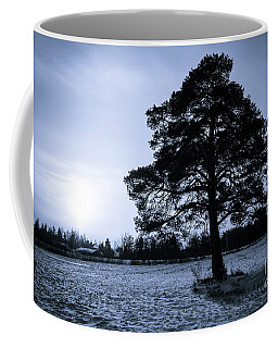 The Old Pine Coffee Mug