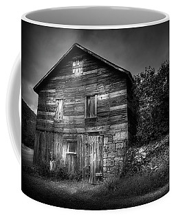 Coffee Mug featuring the photograph The Old Place by Marvin Spates