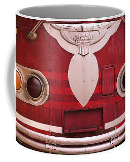 The Old Red Bus Coffee Mug