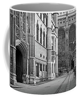 Coffee Mug featuring the photograph The Old Schools University Offices Cambridge by Gill Billington