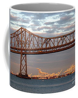 The Old Span That Is No More, Oakland, California Coffee Mug