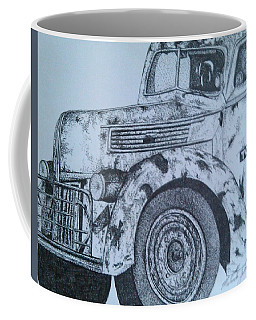 The Old Tow Coffee Mug