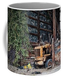 The Old Train Depot Coffee Mug