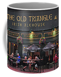 The Old Triangle Alehouse Coffee Mug