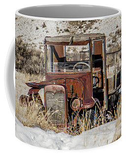 The Old Truck Coffee Mug