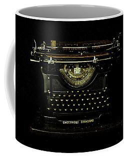 The Old Underwood Coffee Mug