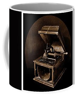 The Old Victrola Coffee Mug