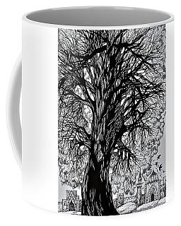 The Old Warrior Coffee Mug by Anna Duyunova