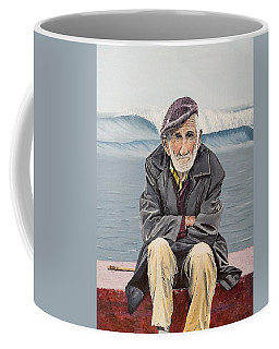 The Old Waterman Coffee Mug