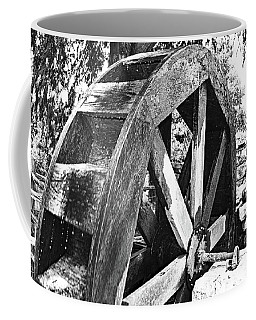 The Old Waterwheel Coffee Mug