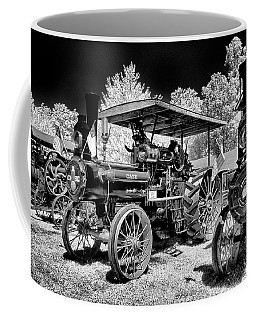 The Old Way Of Farming Coffee Mug