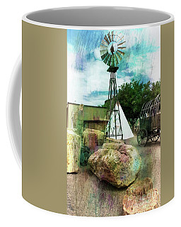 The Old West Coffee Mug by Bob Pardue