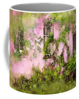 The Olde Pink House In Savannah Georgia Coffee Mug