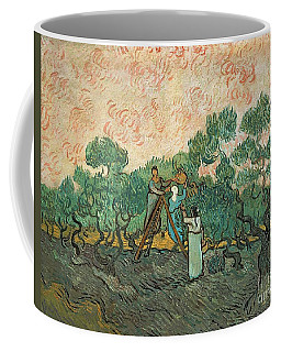 The Olive Pickers Coffee Mug