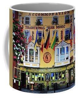 The Oliver St John Goarty Bar Dublin Coffee Mug