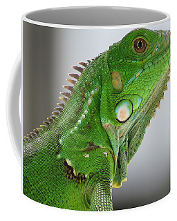 The Omnivorous Lizard Coffee Mug