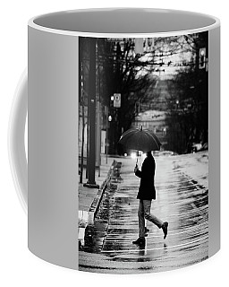 Coffee Mug featuring the photograph The One Chance I Found  by Empty Wall