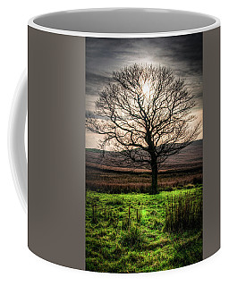 Coffee Mug featuring the photograph The One Tree by Geoff Smith