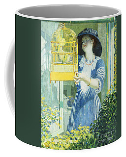 The Open Window Coffee Mug