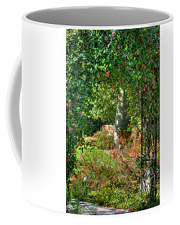The Opening Coffee Mug by Jane Luxton