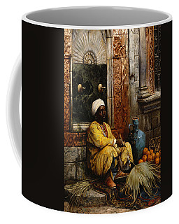 The Orange Seller Coffee Mug