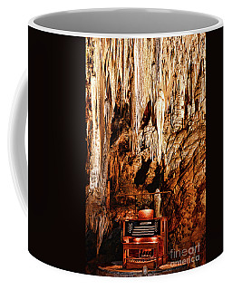 The Organ In The Cavern Coffee Mug by Paul Ward