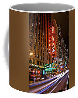 The Oriental Theater Chicago Coffee Mug