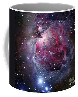 Coffee Mug featuring the photograph The Orion Nebula by Robert Gendler
