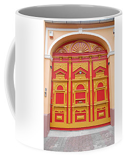 The Ornate Gateway Coffee Mug