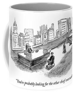 The Other Chief Executive Coffee Mug