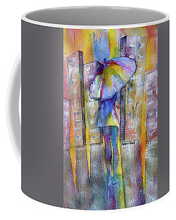 The Other Girl In The City Coffee Mug