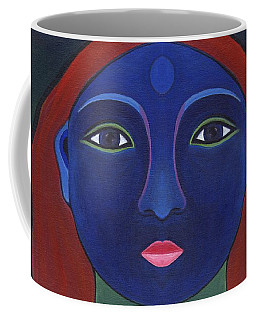 The Other Side - Full Face 1 Coffee Mug