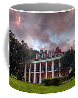 The Other Side Of Oak Alley Coffee Mug