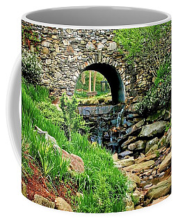 The Other Side Of The Bridge Coffee Mug