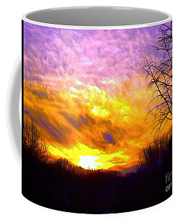 The Other Side Of The Rainbow Coffee Mug by Robyn King