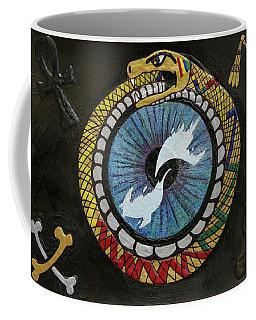 The Ouroboros Coffee Mug