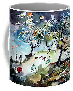 The Fugas Travel Log 08 Coffee Mug