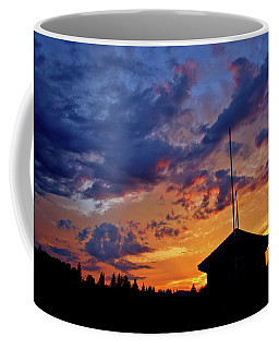 The Outpost Coffee Mug
