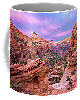 The Overlook Coffee Mug by Eduard Moldoveanu