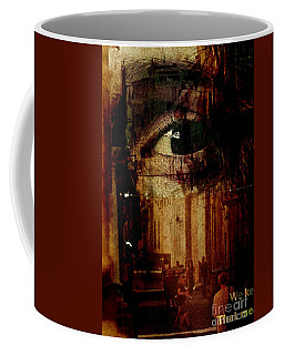 The Overseer Coffee Mug by Michael Cinnamond