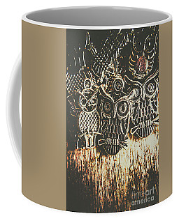 The Owlactic Gathering Coffee Mug