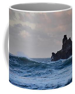 The Pacific Ocean Coffee Mug